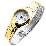 ราคา Casio นาฬิกาข้อมือผู้หญิง สาย Stainless สีทอง รุ่น Ltp 1170N 7Ardf ราคาถูกที่สุด