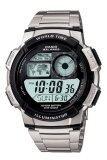 ซื้อ Casio Standard นาฬิกาข้อมือผู้ชาย สายแสตนเลส รุ่น Ae 1000Wd 1Avdf สีเงิน Casio ออนไลน์