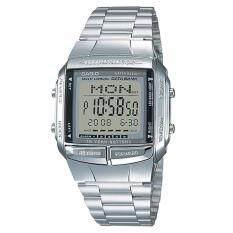 Casio Standard นาฬิกาข้อมือผู้หญิง สายสแตนเลส รุ่น Db 360 1A สีเงิน ใหม่ล่าสุด