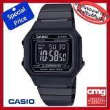 ราคา Casio Standard Digital รุ่น B650Wb 1Bdf สีดำ มั่นใจแท้ 100 ประกัน Cmg ถูก