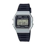 ซื้อ Casio Standard นาฬิกาข้อมือสำหรับผู้หญิง รุ่น F 91Wm 7Adf สีดำ เงิน ใน Thailand