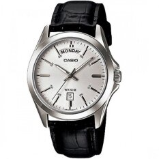 ซื้อ Casio นาฬิกาข้อมือ รุ่น Standard Gent Mtp 1370L 7Avdf Casio เป็นต้นฉบับ