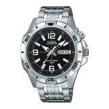 ซื้อ Casio Standard Men นาฬิกาข้อมือผู้ชาย สายแสตนเลส รุ่น Mtd 1082D 1A ถูก ใน Thailand