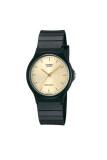 ราคา Casio Standard นาฬิกาข้อมือสุภาพบุรุษ สายเรซิ่น รุ่น Mq 24 9Eldf สีดำ Casio เป็นต้นฉบับ