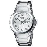 ซื้อ Casio Standard นาฬิกาข้อมือผู้ชาย สีเงิน สายสแตนเลส รุ่น Mtp 1229D 7Avdf Casio ถูก