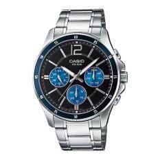 ขาย Casio Standard นาฬิกาข้อมือผู้ชาย สายแสตนเลส รุ่น Mtp 1374D 2Avdf สินค้าขายดี Casio ผู้ค้าส่ง