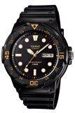 ขาย ซื้อ Casio Standard นาฬิกาข้อมือผู้ชาย สายเรซิ่น รุ่น Mrw 200H 1Evdf สีดำ