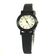 ขาย ซื้อ ออนไลน์ Casio Standard นาฬิกาข้อมือ ผู้หญิง รุ่น Lq 139Emv 7Adf สีดำ ขาว