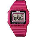 ส่วนลด Casio Standard นาฬิกาข้อมือผู้หญิง สายเรซิ่น รุ่น W 215H 4Avdf สีชมพู Casio