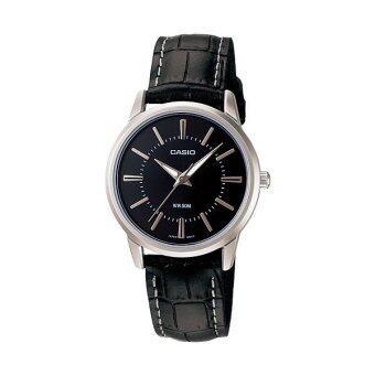 Casio Standard นาฬิกาข้อมือผู้หญิง สายหนัง รุ่น LTP-1303L-1A