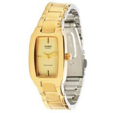 ซื้อ Casio Standard นาฬิกาข้อมือผู้หญิง สีทอง สายสเเตนเลส รุ่น Ltp 1165N 9Crdf ใน กรุงเทพมหานคร