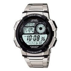 ราคา Casio Standard นาฬิกาข้อมือ รุ่น Ae 1000Wd 1Av ใหม่