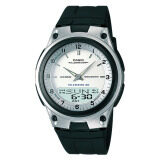 ซื้อ Casio Standard นาฬิกาข้อมือ รุ่น Aw 80 7Av Casio Standard ถูก