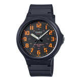 ราคา Casio Standard นาฬิกาข้อมือ สายเรซิน รุ่น Mw 240 4B เป็นต้นฉบับ