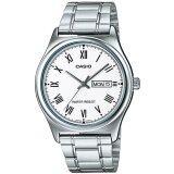 ขาย Casio Standard นาฬิกาข้อมือสุภาพบุรุษ สายสแตนเลส รุ่น Mtp V006D 7Budf สีขาว ออนไลน์ ใน พะเยา