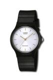 ราคา Casio Standard นาฬิกาข้อมือสุภาพบุรุษ สีดำ สายเรซิ่น รุ่น Mq 24 7E2Ldf Casio ใหม่