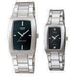 ทบทวน Casio Standard นาฬิกาคู่ ชายหญิง รุ่น Mtp 1165A 1C และ รุ่น Ltp 1165A 1C2 Silver Black Casio