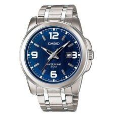โปรโมชั่น Casio Standard นาฬิกาผู้ชาย สายสแตนเลส รุ่น Mtp 1314D 2Av Casio