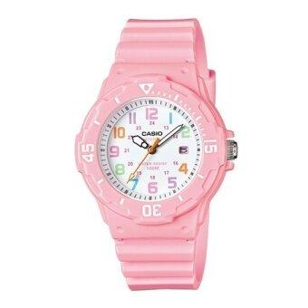 CASIO standard นาฬิกาข้อมือ sport Lady รุ่น LRW-200H-4B2VDF - Pink