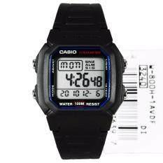 ซื้อ Casio Standard นาฬิกาข้อมือ รุ่น W800H 1Avdf รับประกัน 1 ปี ออนไลน์ ถูก