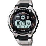 ราคา Casio Standard Watch Silver Ae 2000Wd 1Avdf Casio Standard