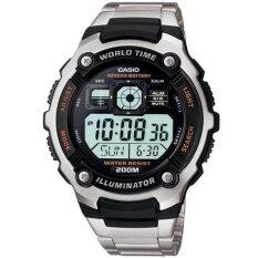 ขาย Casio Standard Watch Silver Ae 2000Wd 1Avdf Casio Standard