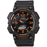 โปรโมชั่น Casio Tough Solar นาฬิกาข้อมือ สายเรซิน รุ่น Aq S810W 8A Casio