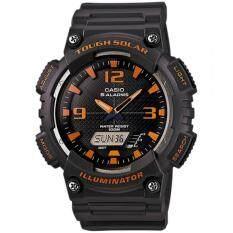 ขาย Casio Tough Solar นาฬิกาข้อมือ สายเรซิน รุ่น Aq S810W 8A กรุงเทพมหานคร