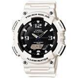 ราคา Casio Tough Solar นาฬิกาข้อมือ สายเรซิน รุ่น Aq S810Wc 7A เป็นต้นฉบับ Casio