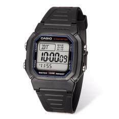 ราคา ราคาถูกที่สุด Casio W 800H 1A ของแท้ ประกันศูนย์ 1 ปี นาฬิกาข้อมือสำหรับผู้ชาย และผู้หญิง สาย เรซิ่น