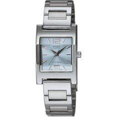 ซื้อ Casioนาฬิกา คาสิโอ Analog Lady S รุ่น Ltp 1283D 2Adf สินค้าขายดี Casio เป็นต้นฉบับ