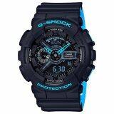 ราคา Casioนาฬิกาข้อมือG Shock Standard Ana Digi Ga 110Ln 1A Black Casio G Shock สงขลา