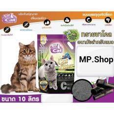 ซื้อ Charcoal Sand Super Premium ทรายชาโคล อนามัย สำหรับแมว สูตรซุปเปอร์พรีเมี่ยม ขนาด 10ลิตร X 1ถุง ถูก