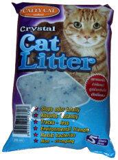 ซื้อ ทรายแมว Catty Cat Crystal 5 Lite Cat Litter ใน กรุงเทพมหานคร