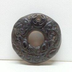 ซื้อ เหรียญปี่เซียะคู่คาบเหรียญ จี้พร้อมสร้อยเชือกถัก ถูก ใน กรุงเทพมหานคร