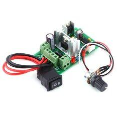 ซื้อ Ccm6N 150W 6V 12V 24V Reversing Switch Adjustable Dc Motor Speed Controller Pwm Unbranded Generic