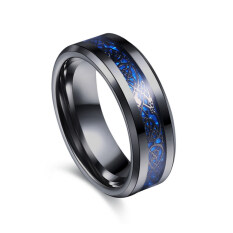 ความคิดเห็น แหวนผู้ชายเกาหลีแหวนแหวนเดียวนักเรียน