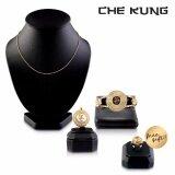 ขาย Che Kung Jewelry Set เซตจี้พร้อมสร้อยและกำไลกังหันนำโชค วัดแชกงหมิว รับฟรี แหวนกังหันรุ่นใบพัดแกะสลัก ราคาถูกที่สุด
