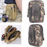 Outdoor Camping Hiking Bag Millitary Tactical Bag Molle Pouch Belt Loops Waist