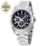 ส่วนลด Citizen Chronograph Quartz Men S Watch Stainless Strap รุ่น An8040 54L Silver Black Blue