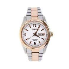 ทบทวน Citizen นาฬิกาผู้ชาย สายสแตนเลส รุ่น Nh8318 51A Silver Citizen