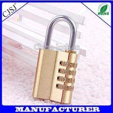 โปรโมชั่น Cjsj กุญแจล๊อครหัส Ch 04H ถูก