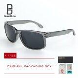 ราคา Bruno Dunn Brand หนุ่มแว่นกันแดดโพลาไรซ์ ผู้หญิงผู้ชาย แว่นตา Vr46 9912 Grey Frame Grey Lense Intl เป็นต้นฉบับ