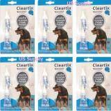 ทบทวน Cleartix สุนัข 10 20 กก 12 หลอด ยาหยดกำจัดเห็บหมัดสุนัข ใช้หยดหลัง มี อย ปลอดภัย ส่งเร็ว ส่งฟรี Kerry Exp 01 2021