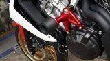 ซื้อ Aero Crash Protectors Cb650 Cbr650F Red กันล้มสำหรับ Cb650 Cbr650F สีแดง ใหม่