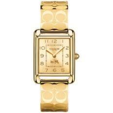 โปรโมชั่น นาฬิกาข้อมือผู้หญิง Coach Page 14502160 ถูก