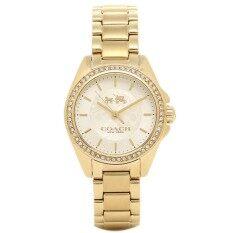 ขาย นาฬิกาข้อมือผู้หญิง Coach Tristen Stainless Steel ถูก ใน กรุงเทพมหานคร