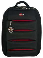 ขาย Coni Cocci กระเป๋าเป้สะพายหลัง โน๊ตบุ๊ค Laptop ใส่เอกสาร 17 นิ้ว รุ่น R14317 Black Red Coni Cocci ออนไลน์
