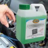 ซื้อ น้ำยาเติมกันสนิมหม้อน้ำ น้ำยาหล่อเย็น Coolant 1ลิตร สีเขียว สำหรับ รถทุกรุ่น ไทย