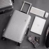 ส่วนลด Cove Luggage กระเป๋าเดินทางล้อลากขนาด 20 นิ้ว รุ่น Sapphire Series Gentry Grey Cove Luggage กรุงเทพมหานคร
